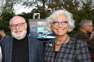 Bob and Deborah Dolgin