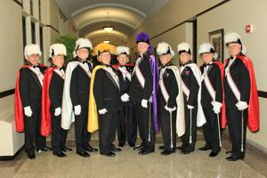 4th Degree Honor Guard Kinghts of Columbus