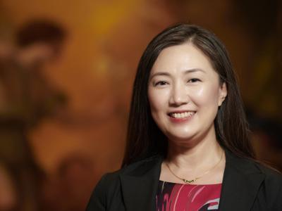Min Jung Kim mugshot for SLAM Arts Speak.jpg
