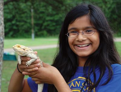 Summer Opportunities: Cub Creek Science Camp