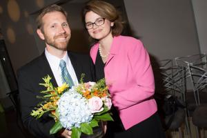 Jeff and Justine Craig-Meyer