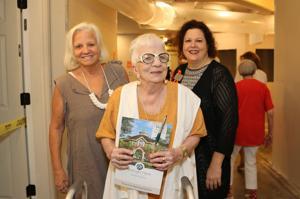 Karen Neilson, Virginia Larsen, Carrie Craven