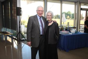 Dr. Ben and Radine Borowsky