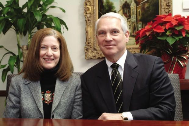 Susan and Sam Hais