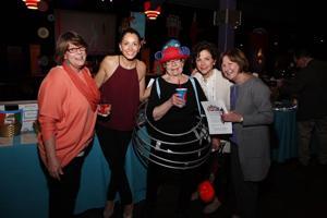 Carol Young, Molly Poe, Diane Davenport, Kathy Dabrowski, Mary Tonkin