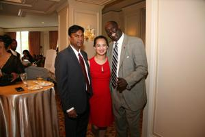 Sreenu Dandamudi, Christina Phan, Keith Savage