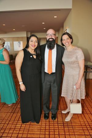 Jocelyn Posos, Kevin and Allison Williams