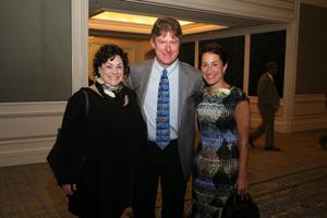 Lisa Melandri, Dan Tierney, Susan Sherman