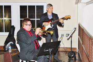 Jim Maley, Randy Vahr, Musical Ensemble for the Evening