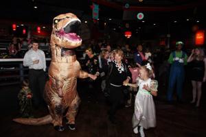 T-Rex, Suzie Nall, Eleanor Keller