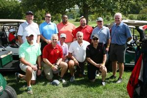 Players from Graybar and GE
