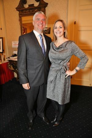 Matt and Jessica Homann