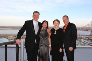 Jerry Timmermann, Denise Ewart, Lynn and Norm Obermoeller