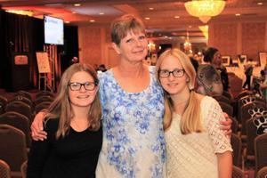 Kathy Wohlwend, Nancy Johnson, Elizabeth Wohlwend