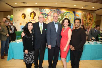Dr. Cynthisa Ma, Dr. Tim Eberlein, Dr.Jeff Michalski, Dr. Kathy Weilbaecher, Dr. Milan Chada