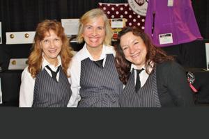 Julie Janis, Vicki Rice, Kathy Ulsas