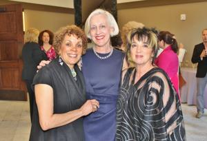 Marilyn Sheperd, Kim Eberlein, Sarah Burke