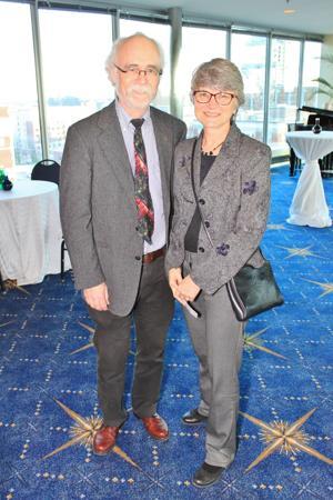 Joel and Linda Eissenberg, PhD