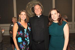 Janine Di Marco, Fr.Cassian Koenemanniosb, Margaret Schnering