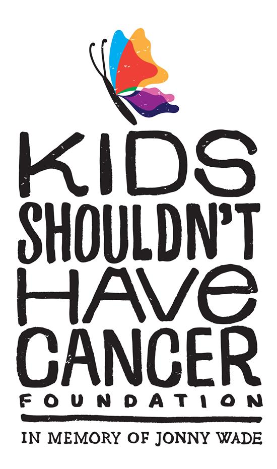 Kids Shouldn't Have Cancer logo