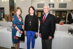 Mary Hediger, Laura Helling, Richard Baum
