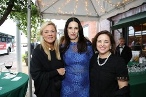 Julie Engelbrecht, Cynthia Dressel, Jane DeWolff