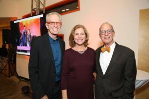 Andy Trivers, Janie and Clark Davis