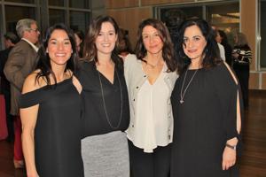 Jullie Stern, Hilary Cedargreen, Dana Sandweiss, Renee Sigel-Hearst