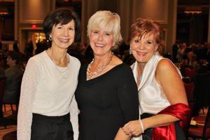 Sue Taylor, Chris Koch, Tammy Kennedy