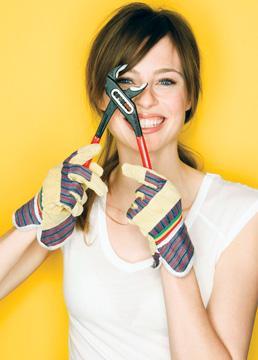 Female Fix-It-Yourself Revolution