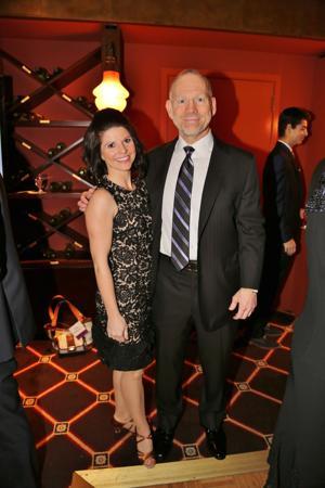 Nina Middendorf, Ron Dauherty, dancing star