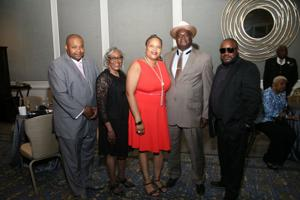 John Jones, Elnora Presberry, Versey and Jesse Doyle, Brian Watson