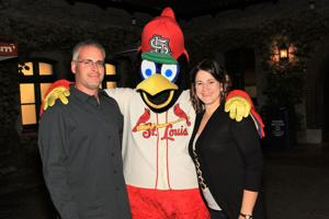 Mike Tague, Fredbird, Jaqui Tague