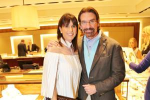 Debbie and Dr. David Caplin