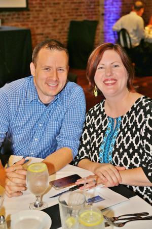 Matt and Christy Frauenhoffer