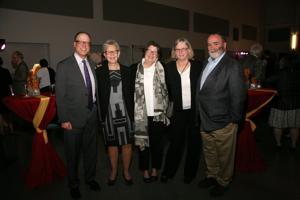 Roger Bertschausen, Marilyn Kuhn, Anne Brown, Mary Christman, Michael Reilly