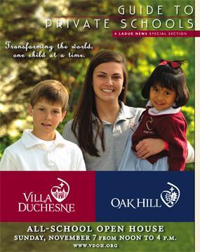 Villa Duchesne Oak Hill