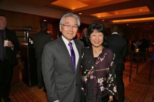 Wayne and Lynn Yokoyama