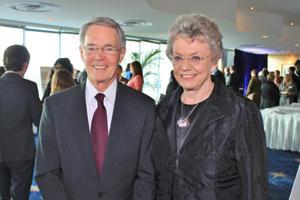Philip and Marjorie Alderson