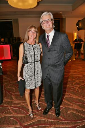 Lauren and Todd Perry executive director