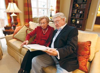 Retirement Lifestyle: The Gatesworth's New Wing