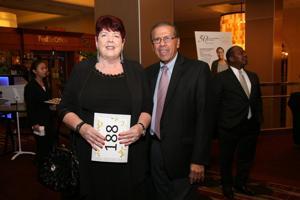 Cathy and Jim Landry