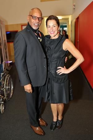 Keith Tyrone Williams, Susan Sherman
