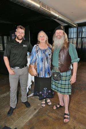 Grayson Heimbree, Mary and Daniel Hazelton