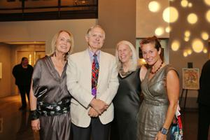 Rita and Joe Carpenter, Jessica Holzer, Elisabeth Ottolini