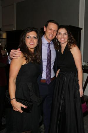 Rachel Oikinie, Kevin and Amy Fischer