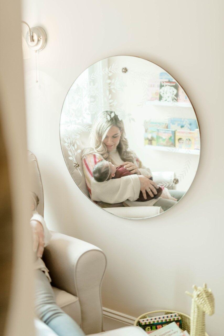 BLK Photography_Ashley in nursery.jpg