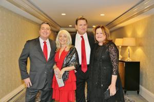 Jubal and Cheri Combs, Patty Wente, Ben Scanio