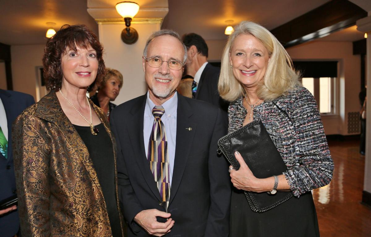 Barbara Harbach, Tom George, Kitty Ratcliffe
