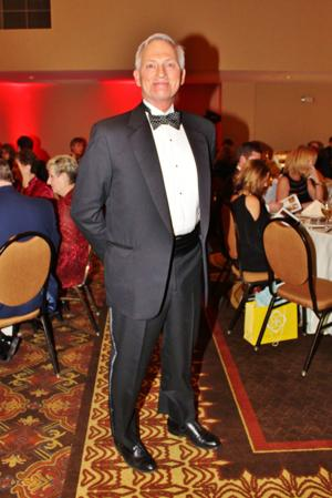 """Steve Akre,""""The best part of working with this non-profit is the people we serve"""""""